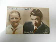 GREGORY PECK To Kill a Mockingbird THEN & NOW Vintage Exhibition ARCADE Card