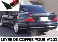 LEVRE COFFRE SPOILER BECQUET pour MERCEDES BENZ W202 Classe C 1993-2000 C280 240
