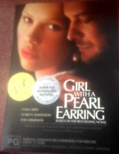 Girl With A Pearl Earring (DVD, 2004) PRE-OWNED
