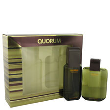 Antonio Puig quorum set 100 ml EDT Spray + 100 ml after shave