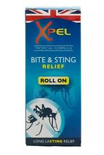 XPEL INSECT REPELLENT ROLL ON  75ml BITE & STING RELIEF/ MOSQUITO SPRAY