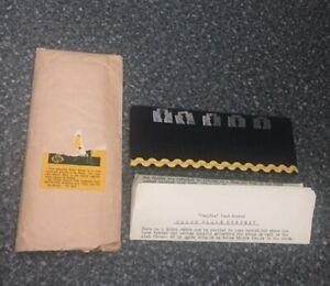 Rare Vintage Closeup Magic Trick Vest Pocket Razor Blade Mystery By Vampire