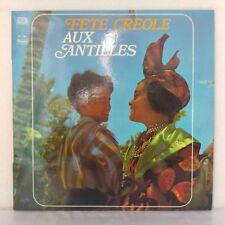 """Les Bélaisières et Les Doudous - Fete Creole Aux Antilles (Vinyl 12"""", LP, Album)"""