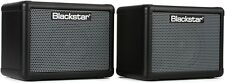 "Blackstar Fly 3 Bass Pack - 3W 1x3"" Bass Combo Amp"