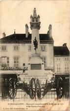 CPA St-Jean-de-Losne Monument commemoratif de la defense de 1636 (611372)