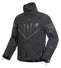 Gore Tex Jacke Rukka Realer Gr:54 Farbe:schwarz Motorrad wasserdicht GTX