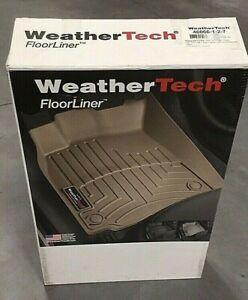 WeatherTech 46066-1-2-7 FloorLiner for 2007-10 Tahoe Yukon 1st 2nd Aisle Grey