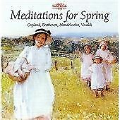 Meditations for Spring CD (2000) Value Guaranteed from eBay's biggest seller!