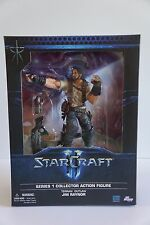 StarCraft 2 Action Figure Series 1 - Jim Raynor Terran Outlaw (NIB)