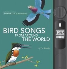 Bird Songs from Around the World NEW BOOK by Les Beletsky (2007, Hardcover)
