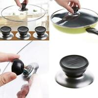 Universal Replacement Kitchen Cookware Pot Pan Lid Cover Handle Grip Knob L3U7