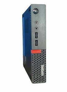 Lenovo ThinkCentre M710q TINY i5-7400T 2.4GHZ 8GB 256GB SSD WIFI WIN 10 PRO