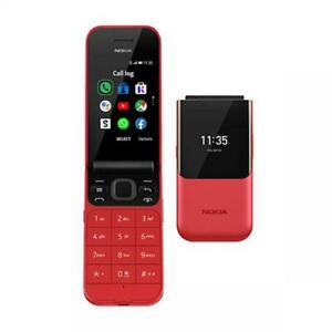 Nokia 2720  Flip rouge
