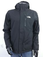 Mens The North Face Cinder 2 Tri 3 in 1 Hooded Waterproof Jacket - Black / White