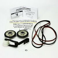 Dryer Repair Kit 4392065 For Amana Whirlpool Cabrio WED6400SW1 Kenmore 80 Series