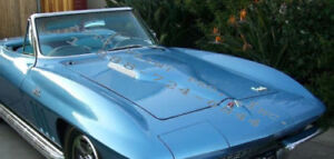 Nassau Blue Met acrylic enamel single stage restoration auto body car paint kit