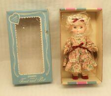 Pun'kin Vintage Effanbee Girl Doll w/ Sleep Eyes in Original Box 1960s 1970s