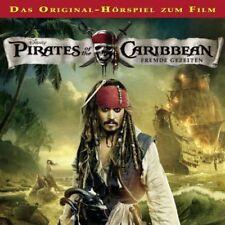 Schöne CD: Fluch der Karibik 4 - Fremde Gezeiten - Walt Disney – Das Original