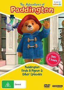 BRAND NEW The Adventures of Paddington : Season 1 Volume 1 (DVD, 2020) *PREORDER