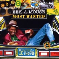 EEK-A-MOUSE - MOST WANTED  CD NEW