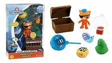 NEW Fisher-Price Octonauts Kwazii and Slime Eel Playset - Factory Sealed - MIB