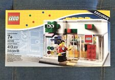New LEGO Exclusive Grand Opening Lego Brand Retail Store 40145 Sealed