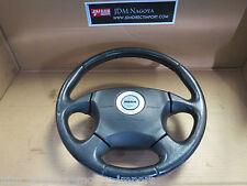 JDM 2002-2003 Subaru Impreza WRX Sti Ver7 OEM Momo SRS Airbag Steering Wheel