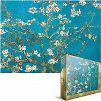Eurographics Almond Tree Branches In Bloom By Vincent Van Gogh Puzzle (1000 -