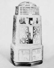 "AMI Singing Towers Jukebox 1941 8"" - 10"" B&W Photo Reprint"