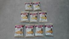 (9) Bags of Simply 7 Quinoa Chips Barbeque BBQ, Cheddar, Sea Salt 3.5 Oz Each