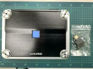 Alpine PDX-1.1000 Monaural Power Amplifier operation verified from japan