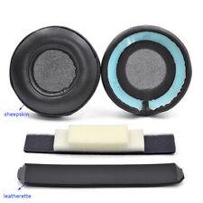 Replacement Sheepskin Ear pads Headband for beat pro / detox beatpro headphones