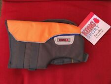 KONG Sport AquaPro Dog life jacket size small