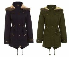 Unbranded Cotton Casual Coats & Jackets for Women