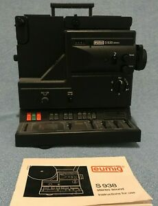 Eumig S938 Stereo Sound Super 8 cine projector