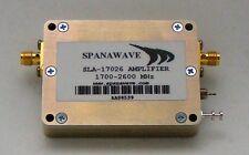 NEW Spanawave Low Noise Amplifier 1500-2000 MHz  SLA-15020G
