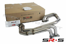 SR*S Racing Manifold Exhaust Header For Subaru 97-05 Impreza RS 2.5L Non-Turbo