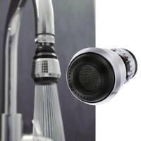 360° Wassersparer Brausekopf Wasserhahn Brause Schwenkbrause Küche Dusch DE