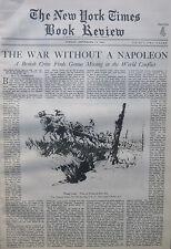 LIDDELL HART REAL WAR 1914 1918 KERR EBY NICOLSON DOYLE HOLMES 1930 September 14