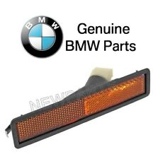 For BMW E24 E32 E34 Front Left or Right Amber Side Marker Light Lens OES