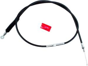 MOTION PRO BLACK VINYL CLUTCH LW CABLE 06-0145 MC Harley-Davidson