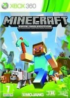 Minecraft Xbox 360 Edition - PRESTINE -Same Day Dispatch- 1st Class Fast & Free