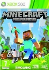 Minecraft Xbox 360 Edition - MINT - 1st Class Fast & Free Delivery