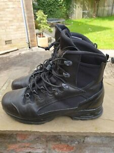 Haix Boots.