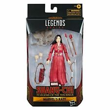 """KATY ( 6"""" ) SHANG-CHI & THE LEGENDS OF THE 10 RINGS MARVEL LEGENDS ACTION FIGURE"""