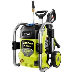 "OEM Ryobi Pressure Washer Soap Tank 580875014 for RY802800 12/"" Mount"