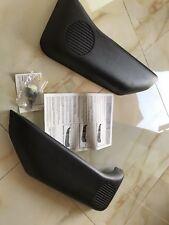 Genuine VW Golf/Jetta Mk3 Door Storage Rear Door Pocket NOS Black Set.