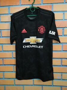 Manchester United Jersey 2019/20 Third 3rd SMALL Shirt Football Adidas ED7390