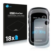 18x Protector Pantalla Garmin eTrex 30x Pelicula Protectora Transparente