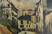 Maurice Utrillo 1931 Montmartre Sacré Coeur Lithographie Ancien Litho Spadem 10